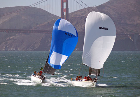 norcalsailing.com RBBS Day 1 Aftermath