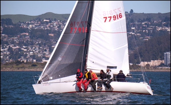 norcalsailing com BYC Winners Race